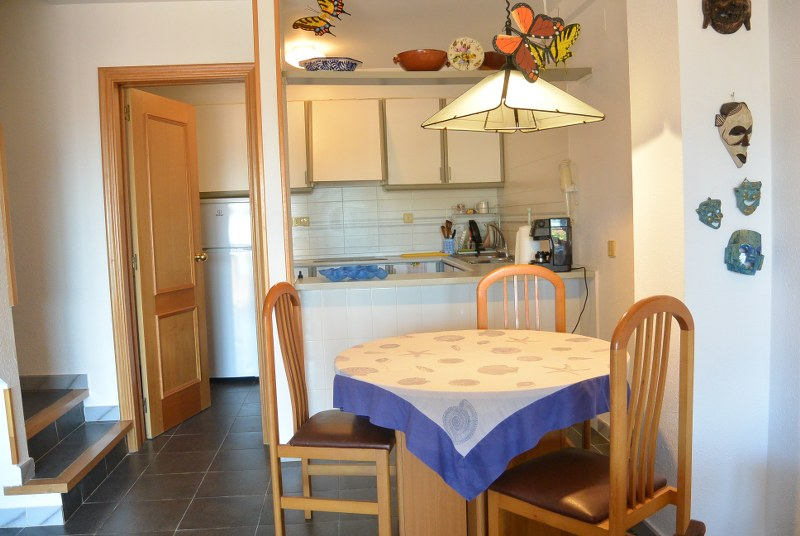 01292 - Appartement duplex  in Sa Punta, Begur