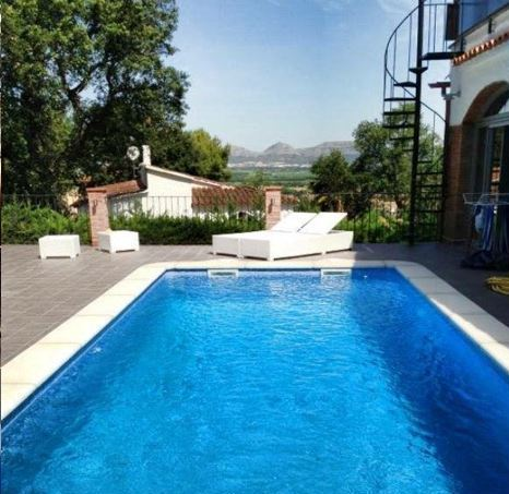 02439 - Renovated house with swimming pool in Mas Tomasí, Pals