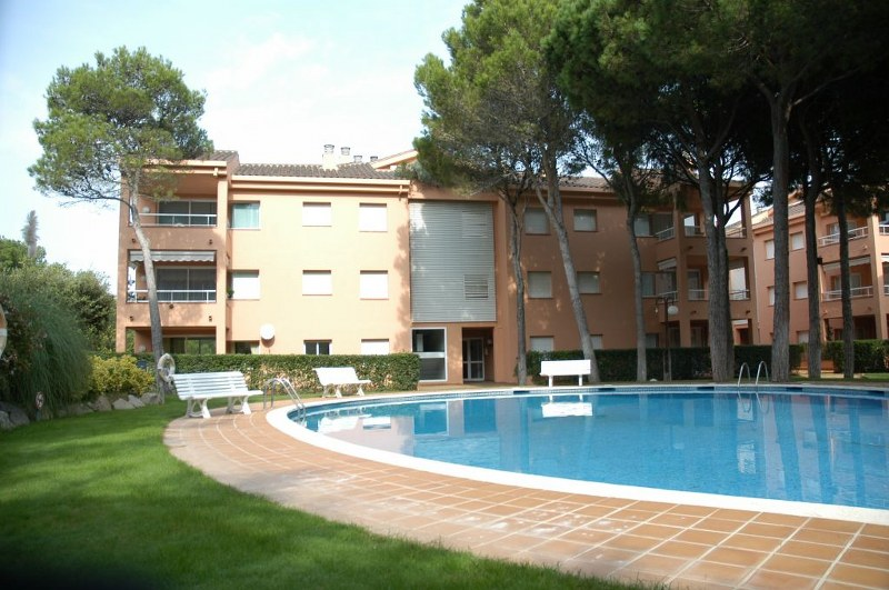 01370 - Large and bright apartament in Puig Sa Guilla I, Playa de Pals, Costa Brava