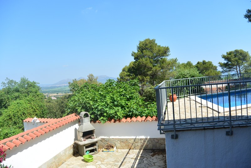 02749 - Nice detached house with private swimming pool in Mas Tomasi, Pals