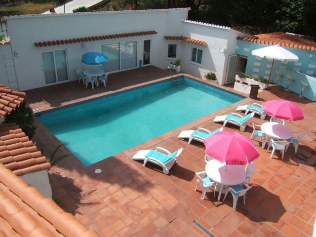 02754 - Beautiful and modern house with private pool and large garden in Mas Tomasi, Pals