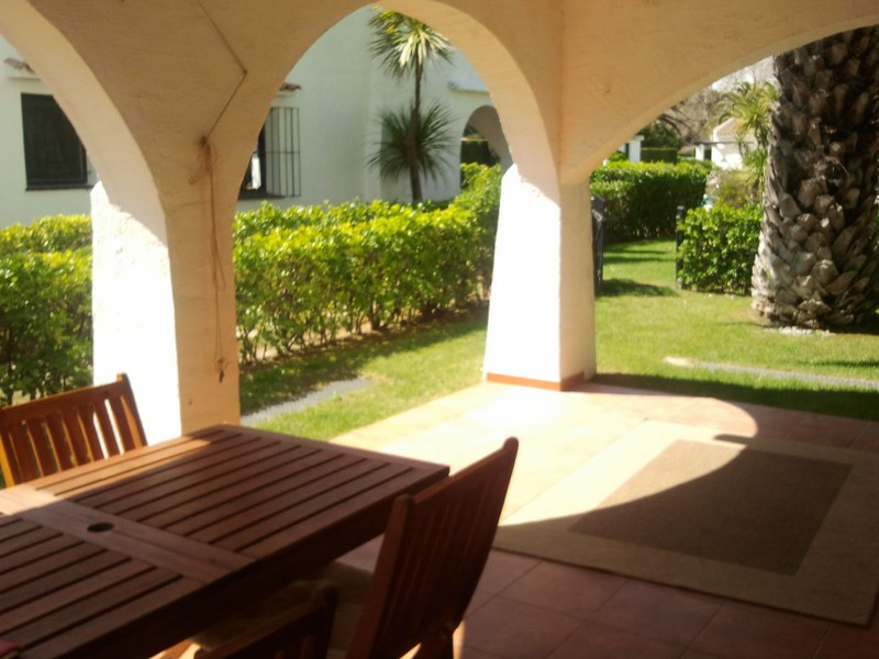 01374 - Fabulous ground floor apartment at the Ducado del Golf, Pals