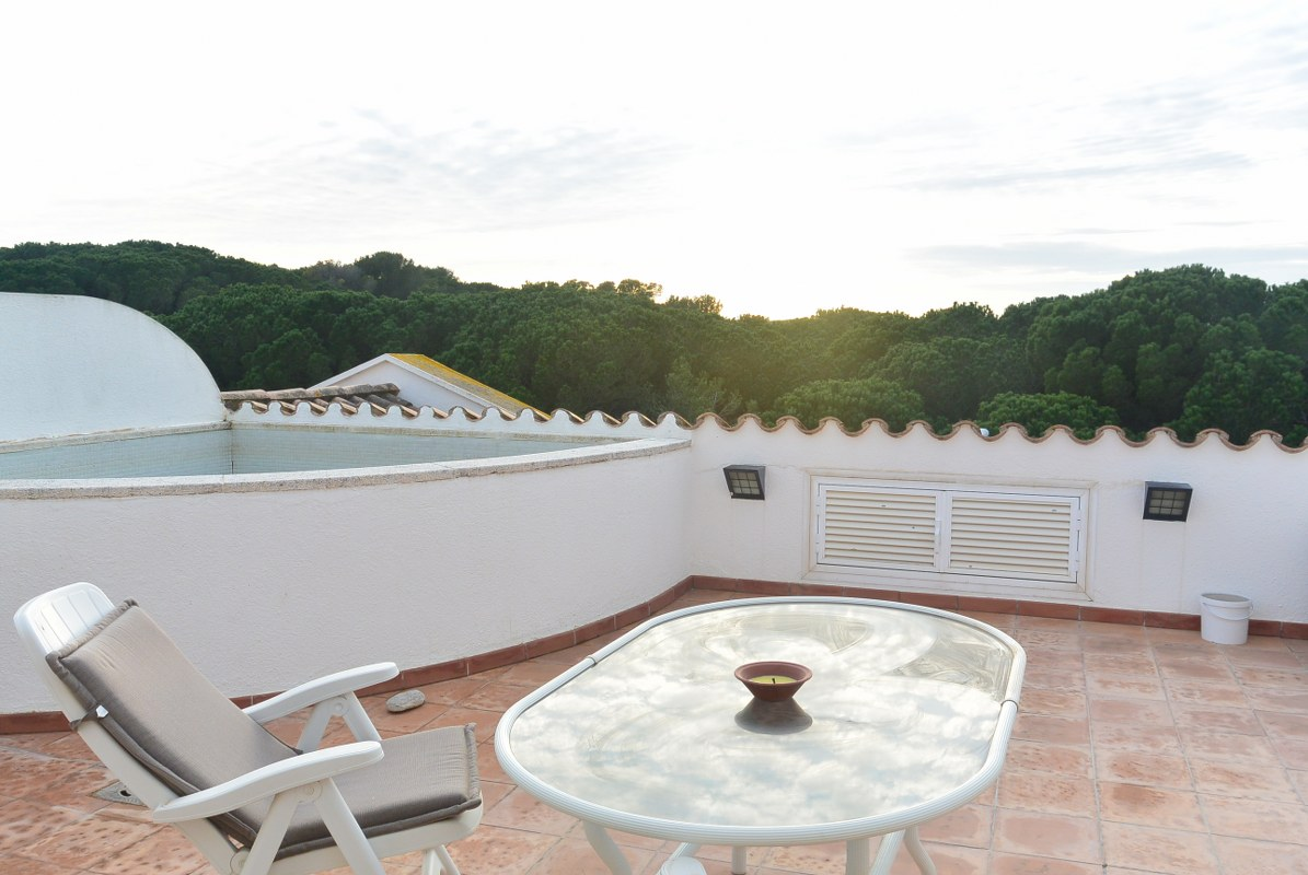 01377- Fantastic and bright apartment close to the beach and golf course of Pals
