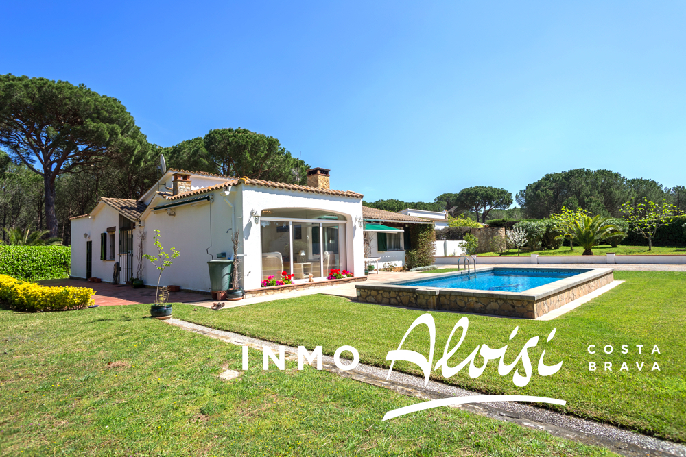 02549 - Detached villa in Playa de Pals