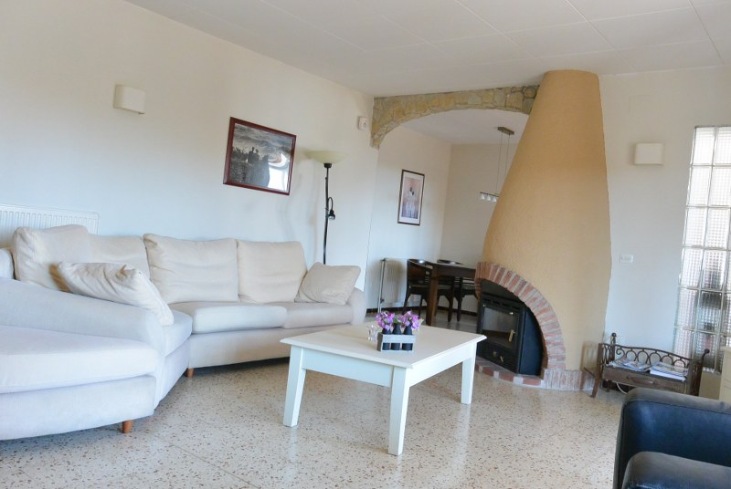 02371 - Comfortable villa with seaviews and pool in Mas Tomasi, Pals, Costa Brava