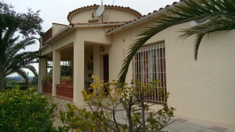02774 - Beautiful house with large plot and private pool, Masos de Pals