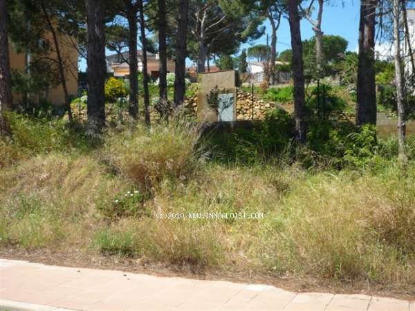04028 - Plot in Arenales de Mar, 800 metres of the beach of Pals