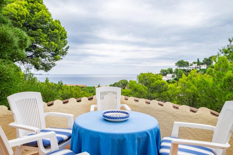 02645 -  Casa con magnifícas vistas en Sa Punta, Begur