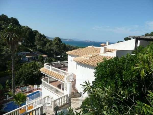 02382 - Casa en Sa Punta, Begur